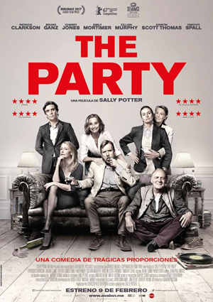 THE PARTY - 2D Subtitulada