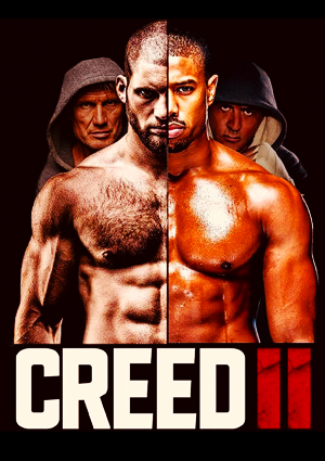 CREED II: Defendiendo el Legado - 2D Subtitulada