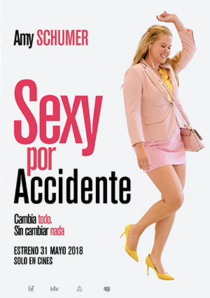 SEXY POR ACCIDENTE - 2D Español