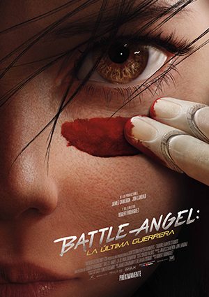 BATTLE ANGEL: LA ÚLTIMA GUERRERA - 3D Español