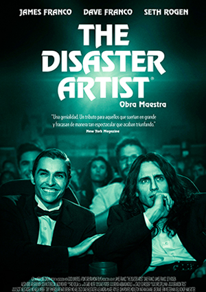 THE DISASTER ARTIST: OBRA MAESTRA - 2D Subtitulada