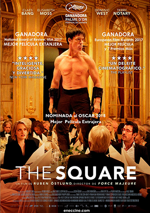 THE SQUARE  - 2D Subtitulada