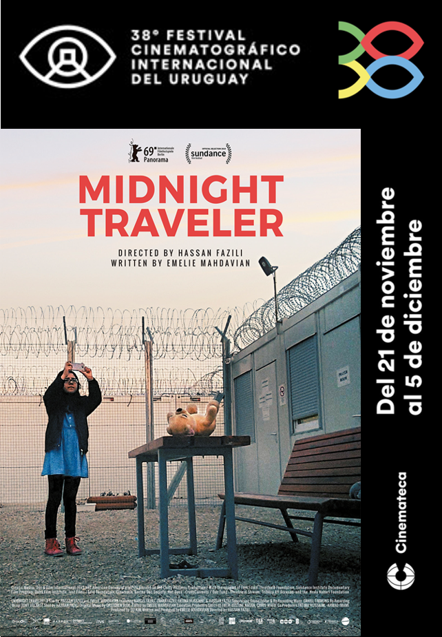 MIDNIGHT TRAVELER - 2D Subtitulada