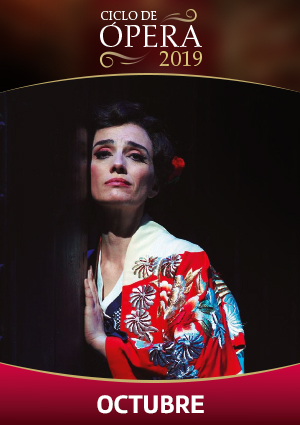 MADAMA BUTTERFLY - 2D Subtitulada