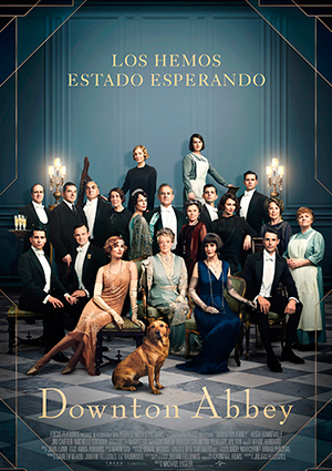 DOWNTON ABBEY - 2D Subtitulada