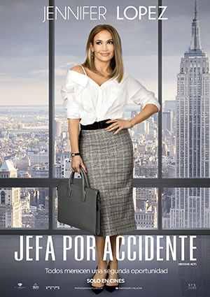 JEFA POR ACCIDENTE - 2D Subtitulada