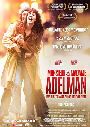 MONSIEUR AND MADAME ADELMAN - 2D Subtitulada