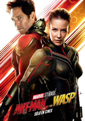 ANT-MAN AND THE WASP - 2D Español