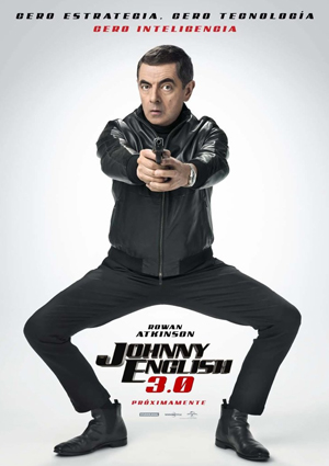 JOHNNY ENGLISH 3.0 - 2D Español